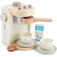 New Classic Toys - Speelgoed Koffiezetapparaat - Inclusief Accessoire