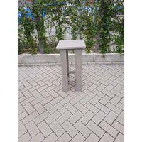 KSM-steigerhout - 10 stuks Barkruk Easy van Grey Wash steigerhout