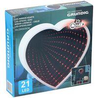 Grundig LED  Spiegel / Verlichting - Hartvorm