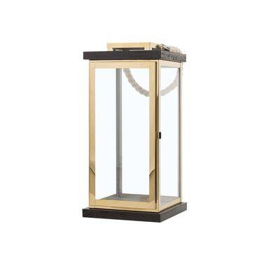 Beliani BORNEO Windlicht  Veiligheidsglas