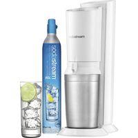 Sodastream Crystal Bruiswatertoestel + 60L CO2 Cilinder en Glazen