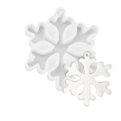 Siliconen Mal Voor Kerstversiering Sneeuwkristal