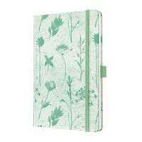 Notitieboek Sigel Jolie Beauty A5 hardcover gelinieerd      'Moss b...