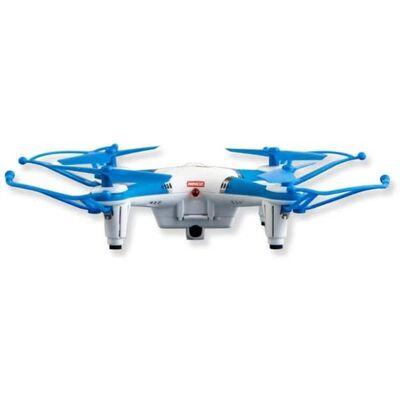 Ninco quadcopter Air Orbit Cam met camera blauw/wit 18 cm