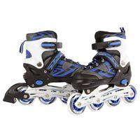 Street Rider Inline-skates 31-34 blauw