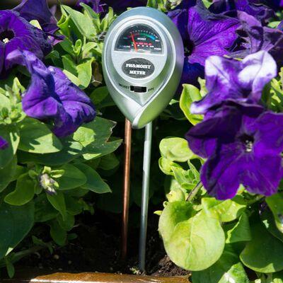 Nature pH- en vochtigheidsmeter 6x3,8x26 cm