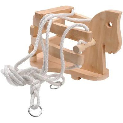 Small Foot Houten Schommel Paard (extra hoog)