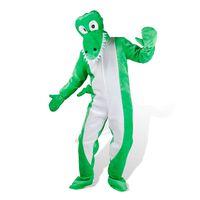 Carnavalspak krokodil M-L