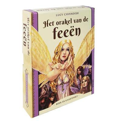 Deltas Het orakel van de feeën - Boek en kaartenset