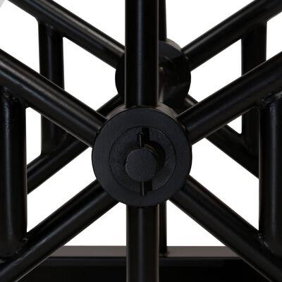 vidaXL Bartafel met banken 180x50x107 cm massief acaciahout