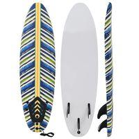 vidaXL Surfplank 170 cm blad