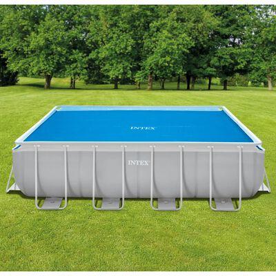 Intex Solarzwembadhoes rechthoekig 488x244 cm