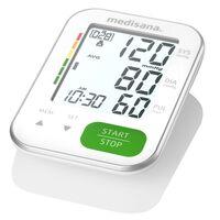 Medisana Bloeddrukmeter bovenarm BU 565 wit