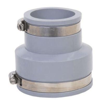 Fernco Flexibele Verloopkoppeling 75/90-50/63 Mm,