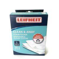 Leifheit 56668 Clean and Away Stofwisserdoekjes 28 cm 20 Stuks
