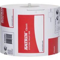 Katrin toiletpapier voor dispensers Classic, 2-laags, 800 vellen, p...