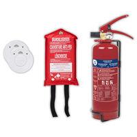 Smartwares 10.021.45 Brandveiligheidset