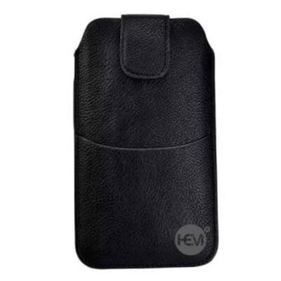 Samsung Galaxy S3 I9300 / S3 Neo I9301 Zwart Insteekhoesjemet Riemlus,