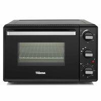 Tristar Mini-oven 1300 W 19 L zwart