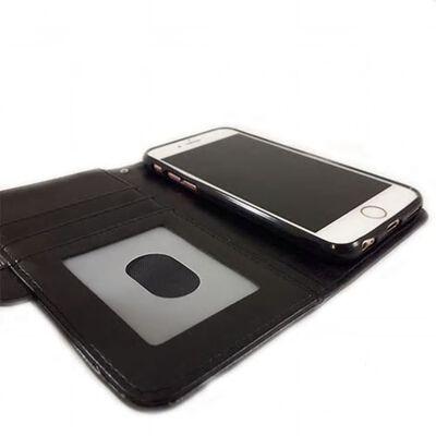 HEM Apple iPhone XR - Magic Glitter Antique Black - Leren Rits