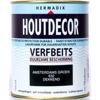 Houtdecor 632 amsterdam groen 750 ml