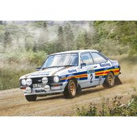 Italeri - Ford Excort Rs1800 Mk. Ii Lombard 1:24 (Ita3650s)