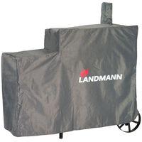 Landmann Barbecuehoes Premium L 130x60x120 cm grijs 15708