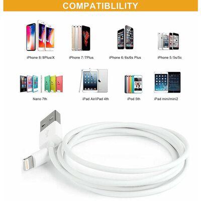 Lightning-naar-usb-kabel (1 M)