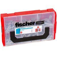 Fischer Wandpluggen 210 st FIXtainer SX