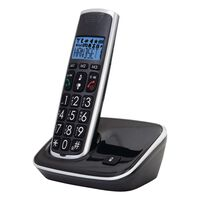 Profoon Big Button Dect Telefoon PDX-2708 Zwart