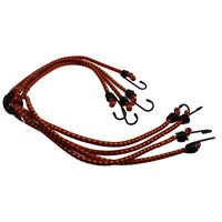 bagagespin 8-armig 8 mm 40 cm rood