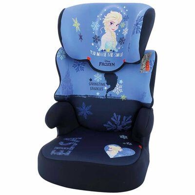 Disney Autostoeltje Befix Frozen 2 groep 2+3 blauw