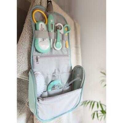 Beaba 9-delige Babytoilettas hangend mint
