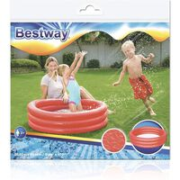 Bestway Zwembad - Opblaasbaar - Rond - Ø152cm - Rood, Groen Of Blauw