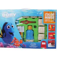 Multiprint kleurset Finding Dory 26-delig blauw