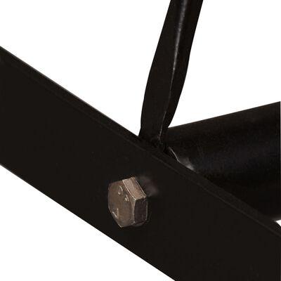 vidaXL Bartafel 120x60x107 cm massief acaciahout