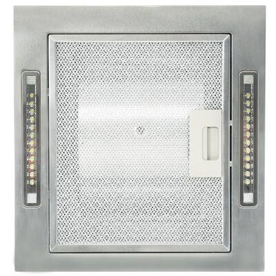vidaXL Eilandafzuigkap LCD-scherm sensor 756 m³/u LED