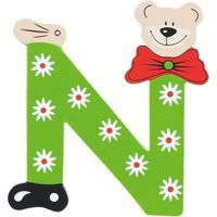 Playshoes houten letter N