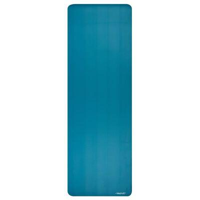 Avento Fitness-/yogamat NBR-schuim blauw