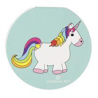 LG-Imports notitieboekje unicorn aqua