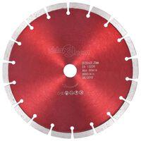 vidaXL Diamantzaagblad 230 mm staal