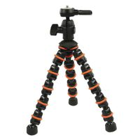 Flexibel Statief 28.5 cm 1 kg Zwart/Oranje