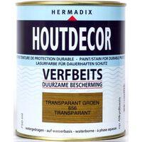 Houtdecor 656 transparant groen 750 ml