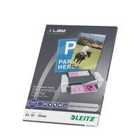 Leitz Lamineerhoezen 25 st ILAM 250 micron A3