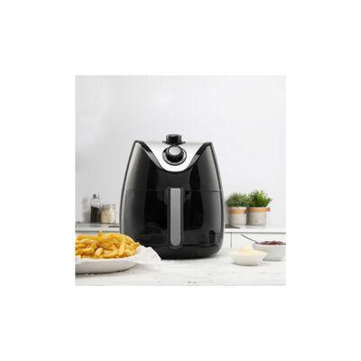Tristar FR-6994 Crispy Fryer XXL Hetelucht Friteuse Zwart/Zilver