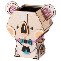 Robotime Bloempot bouwpakket Koala