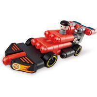 PolyM Racing Car bouwblokken 31- delig