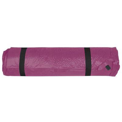 vidaXL Luchtmatras opblaasbaar 66x200 cm roze