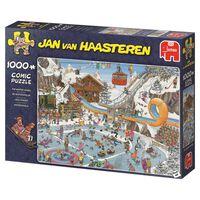 Jumbo legpuzzel Jan van Haasteren De Winterspelen 1000 stukjes