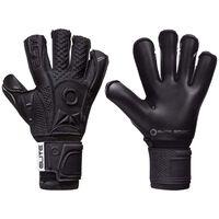 Elite Sport Keepershandschoenen Black Solo maat 8 zwart